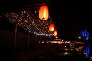 china-lights